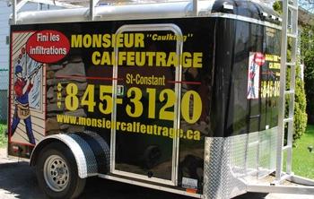 Monsieur Calfeutrage St-Constant